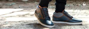 Le Coq Sportiff Retro Shoes