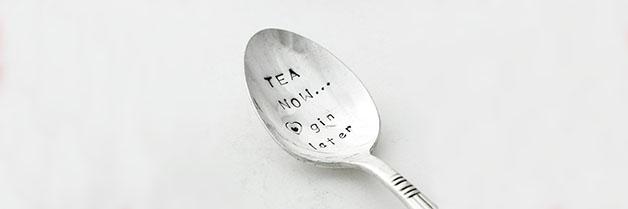 Tea now