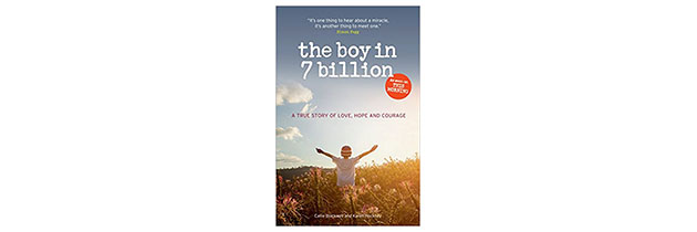 The Boy in 7 Billion: The inspirational story of the year