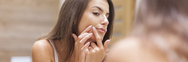 The health concerns of pimple popping