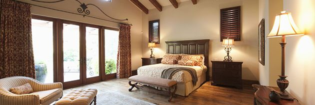Simple bedroom decoration ideas that bring a bedroom to life