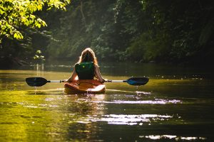 How to pick a kayak for a beginner