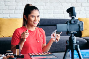 Vlogging shapes the way we consume content in social media
