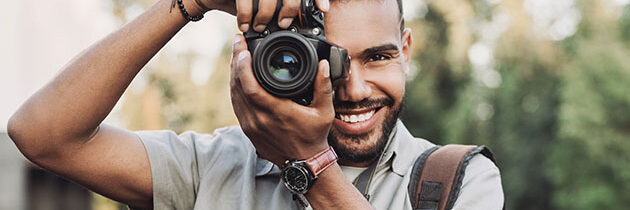 How to approach photography as a hobby